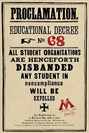 Educational Decree Number Twenty Four Harry Potter Wiki FANDOM Powered By Wikia