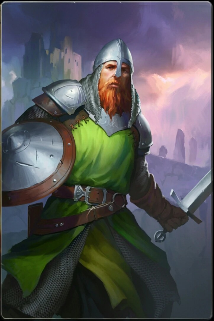 Ulster Knight Heroes Of Camelot Wiki Fandom Powered By