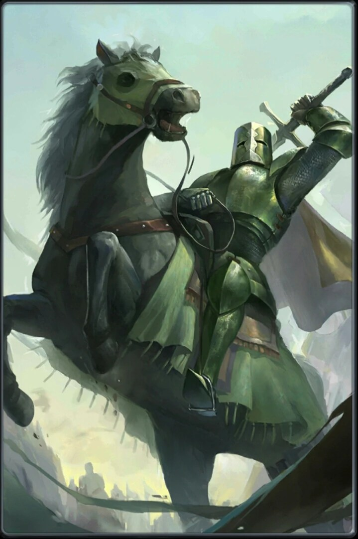 Green Knight Heroes Of Camelot Wiki Fandom Powered By