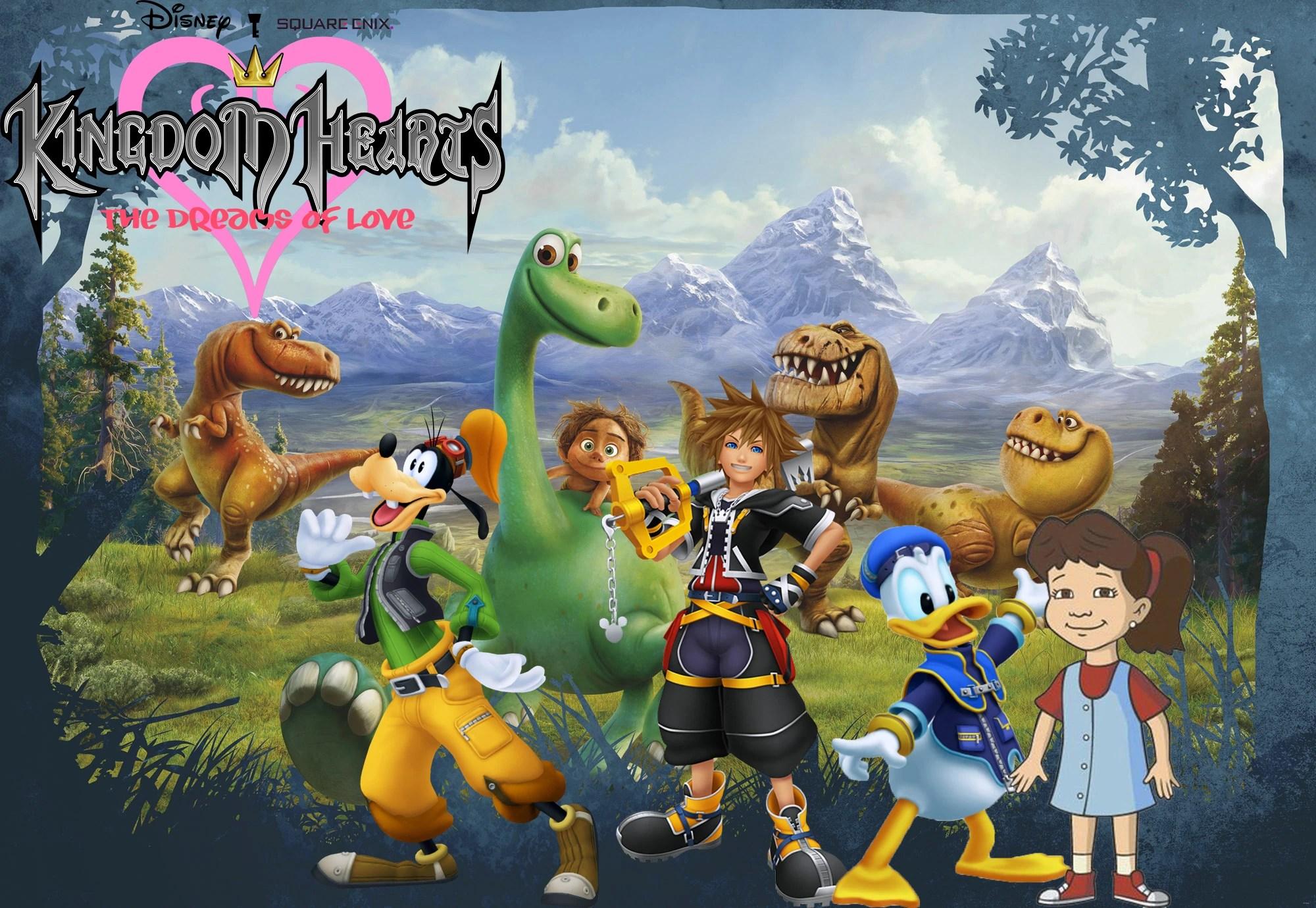 Image Kingdom Hearts The Good Dinosaur Jpg Idea Wiki