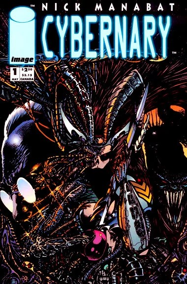 Cybernary Vol 1  Image Comics Database  FANDOM powered by Wikia