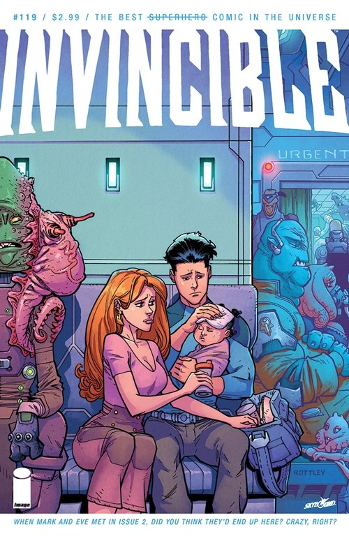 Invincible Vol 1 119  Image Comics Database  Fandom powered by Wikia