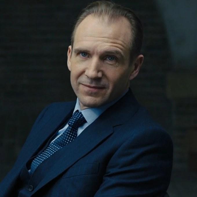 M Ralph Fiennes James Bond Wiki Fandom Powered By Wikia