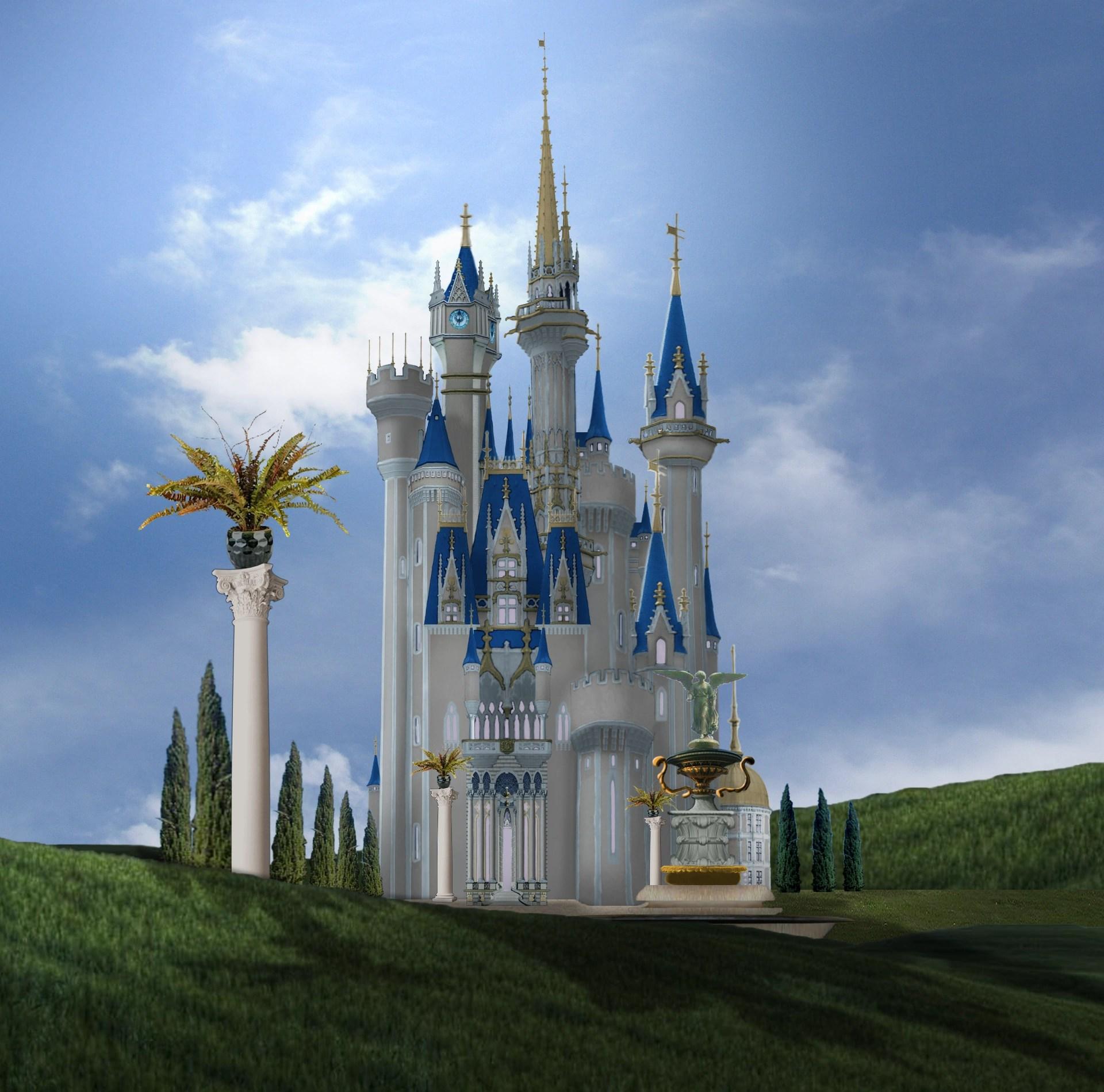 Castle Of Dreams Kingdom Hearts Fan Fiction Fandom