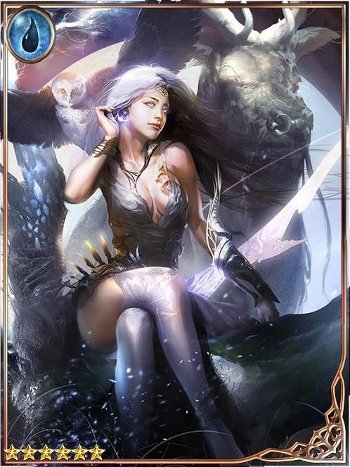 Lunar Ever Isochronal Diana Legend Of The Cryptids
