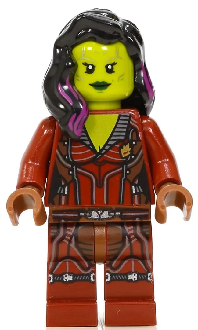 Gamora Brickipedia Fandom Powered By Wikia