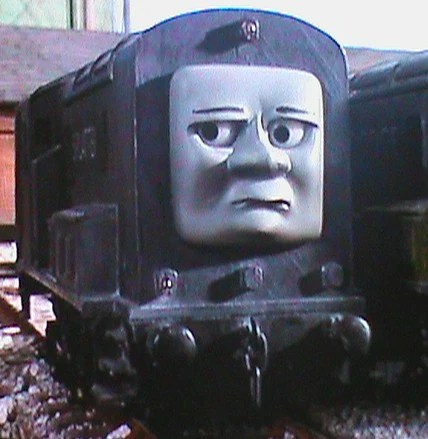 Splatter List Of Thomas And Friends Characters Wiki