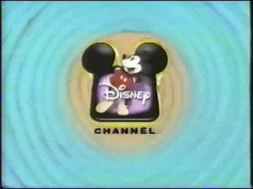 Disney Channel Logo 2000