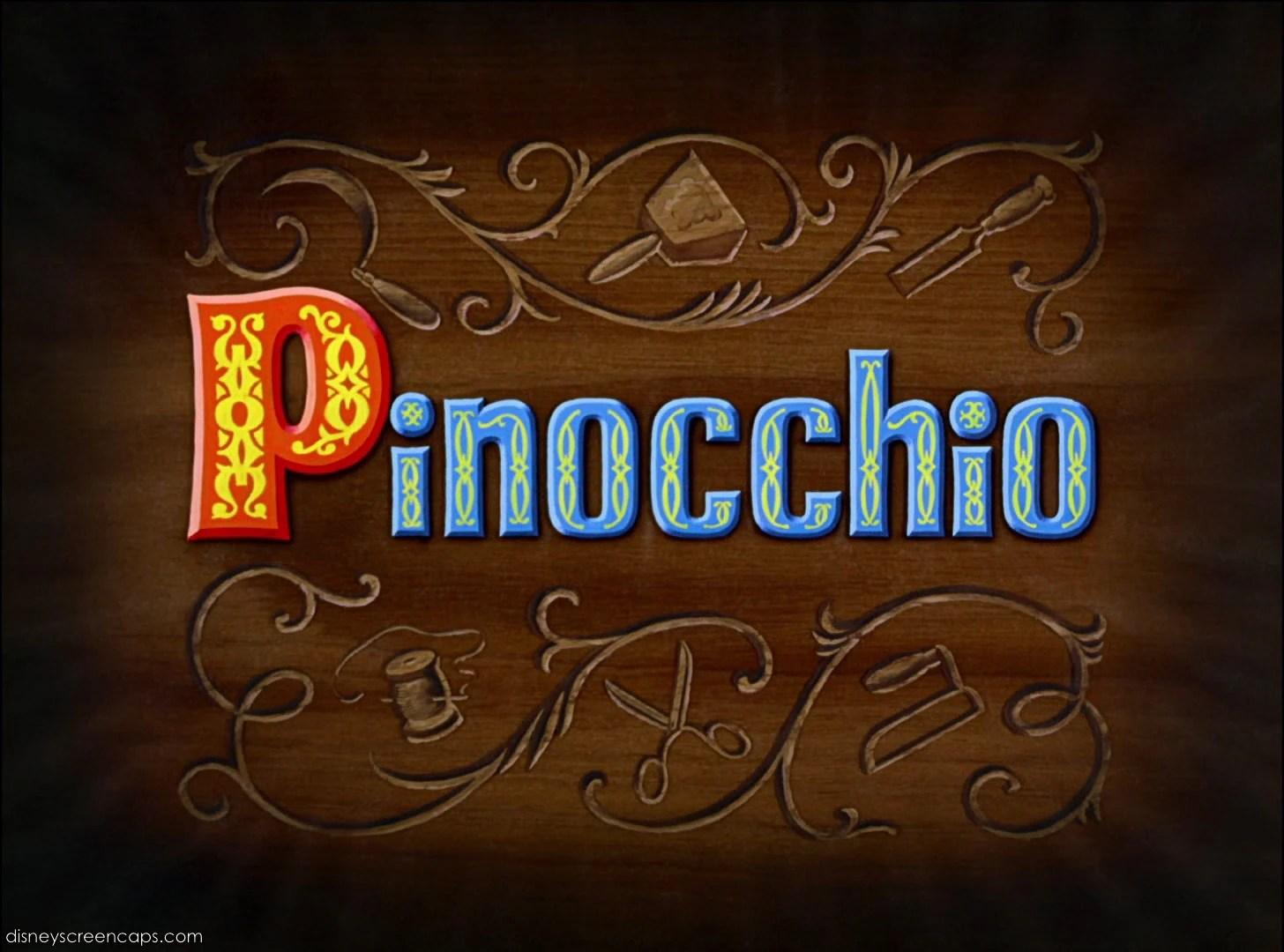 Pinocchio 1940 Film Logopedia Fandom Powered Wikia