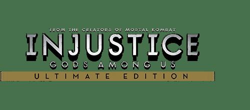 Injustice Gods Among Us Ultimate Edition Logopedia