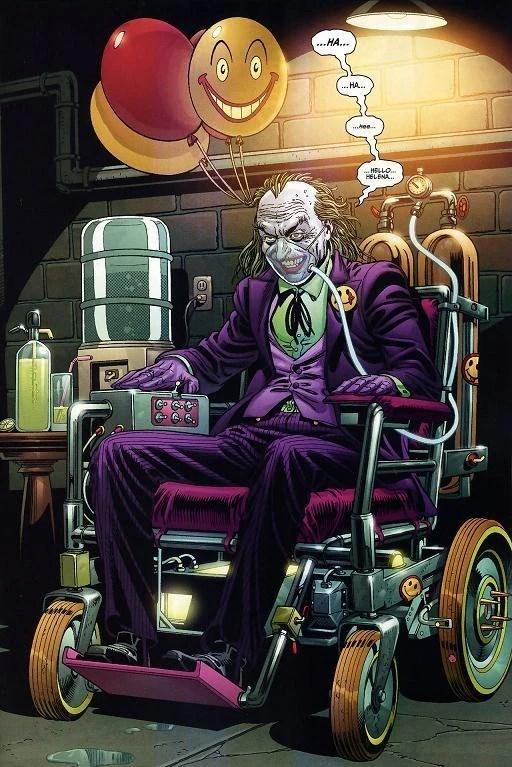 Joker Earth2  DC Database  FANDOM powered by Wikia