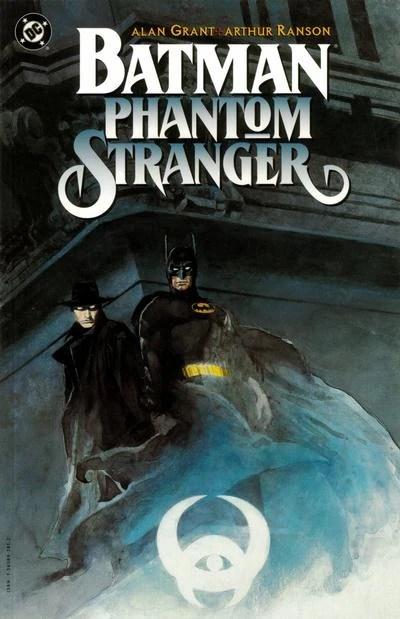 BatmanPhantom Stranger  DC Database  FANDOM powered by Wikia