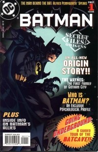Batman Secret Files and Origins Vol 1 1 | DC Database ...