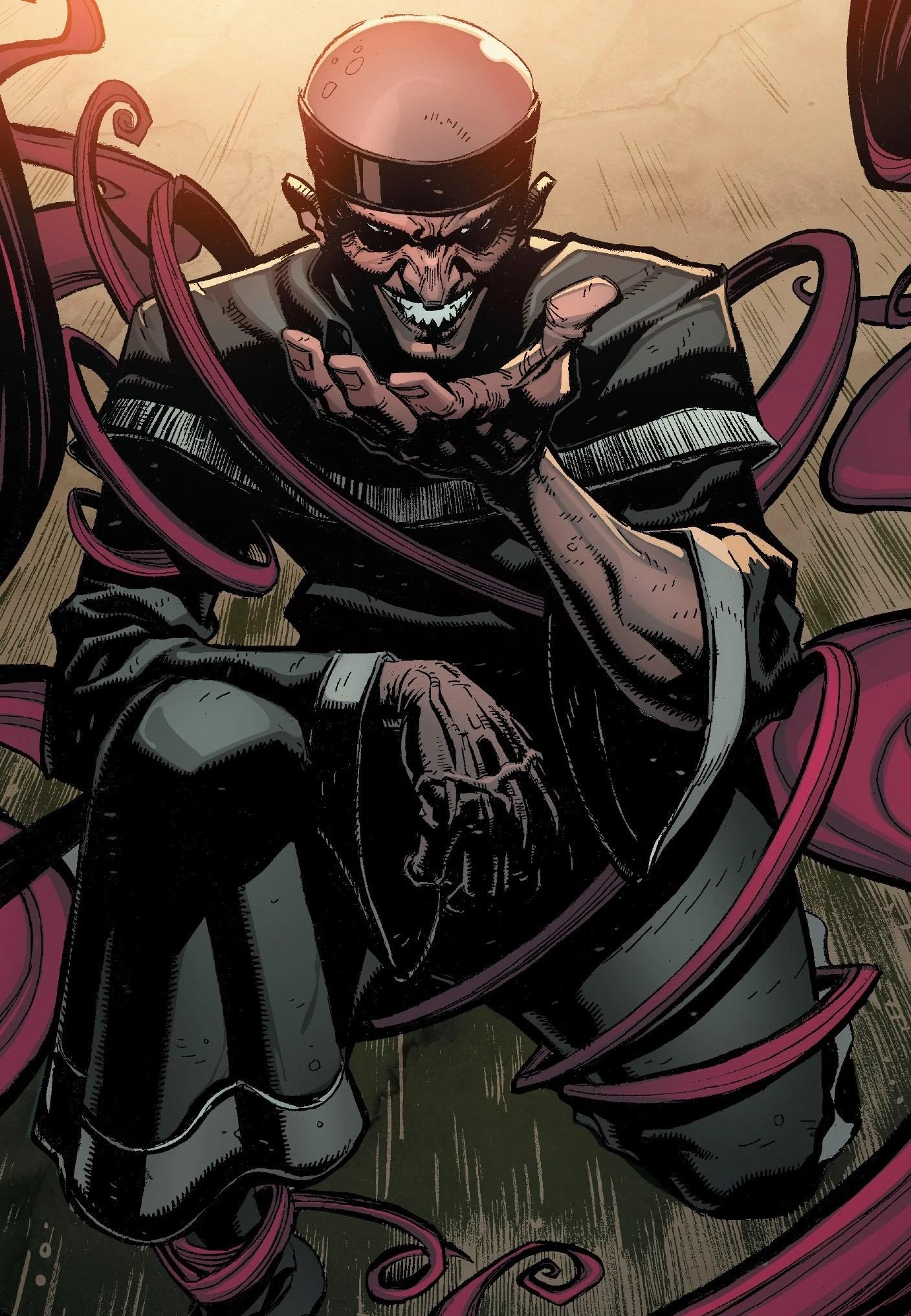 Unspoken Earth 616 Marvel Database FANDOM Powered By
