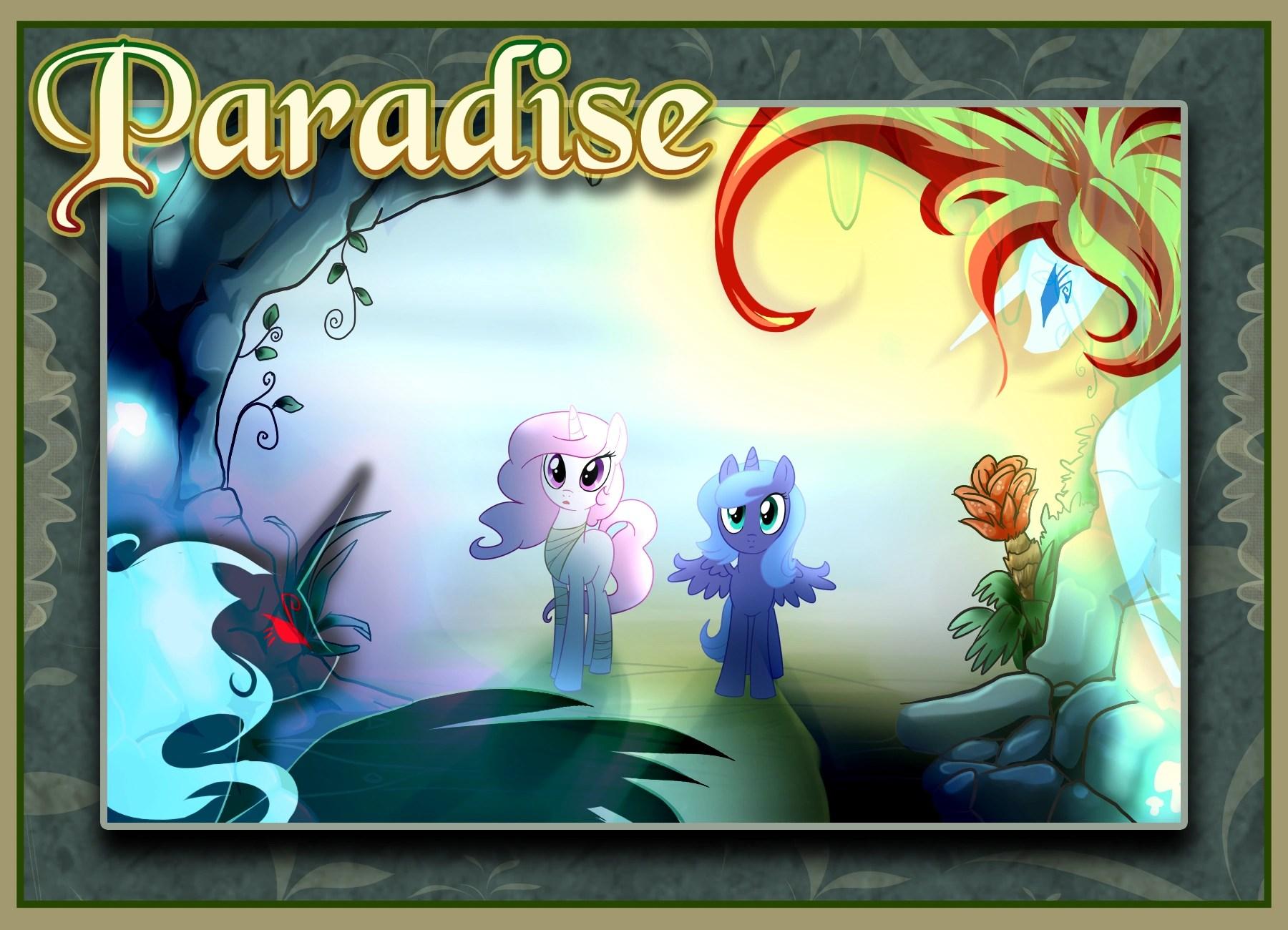 Paradise My Little Pony Fan Labor Wiki Fandom Powered