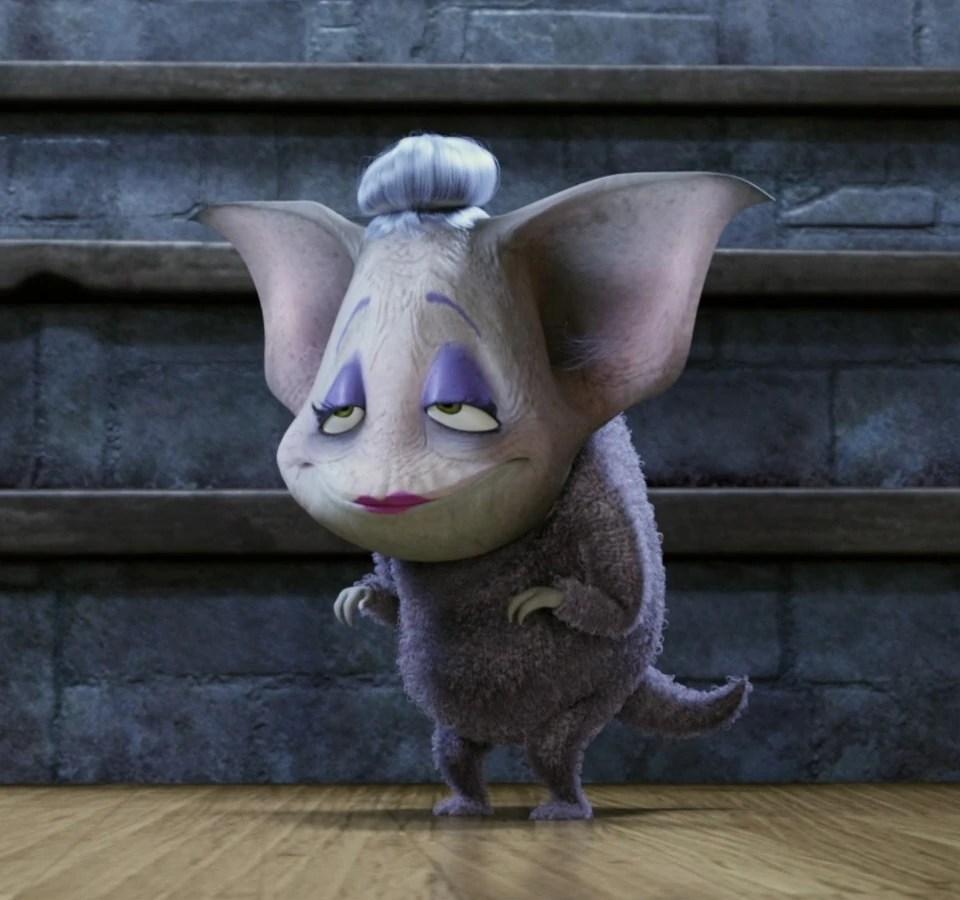 Elderly Gremlin Monster Moviepedia Fandom Powered Wikia