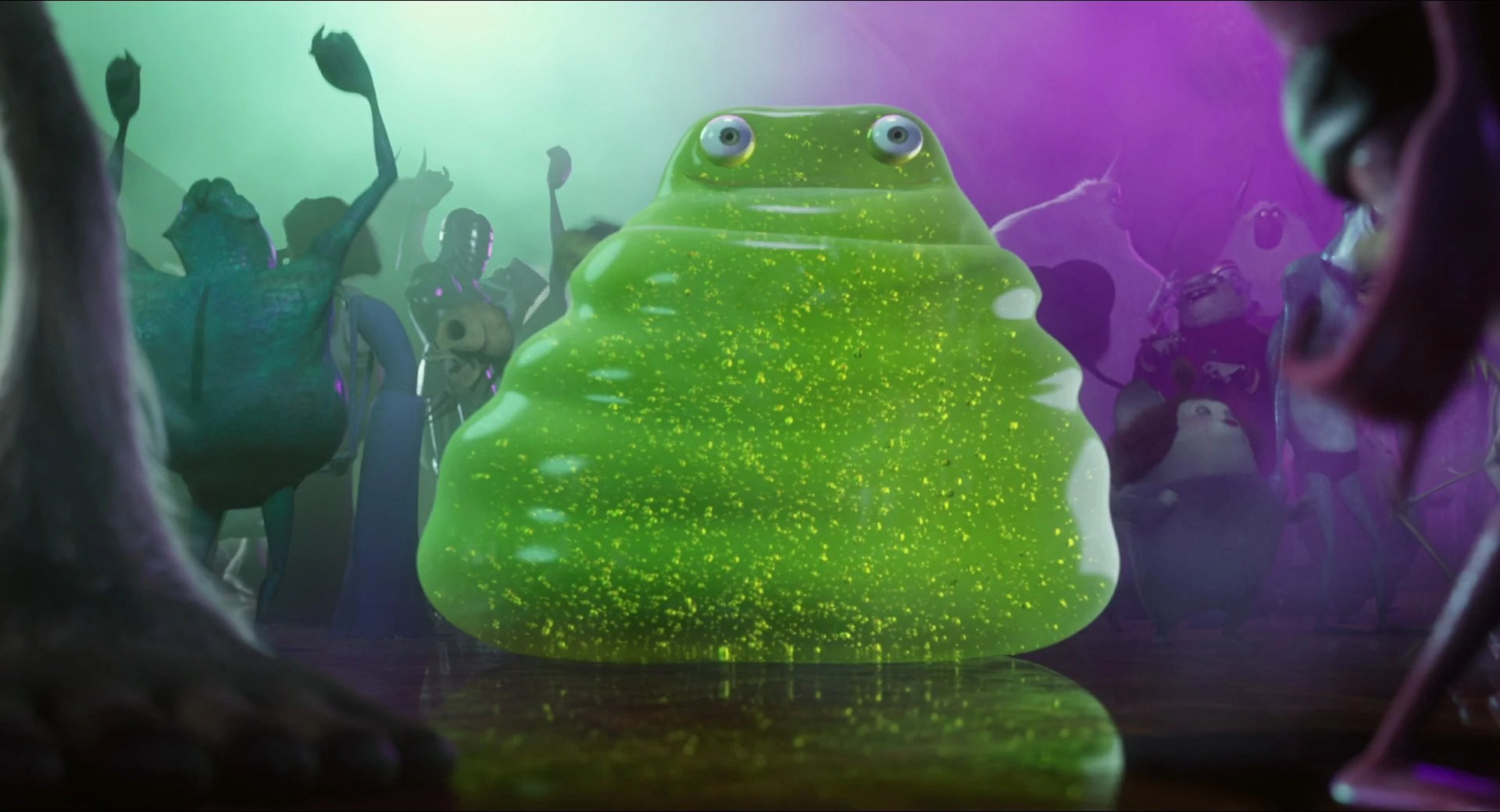 Blobby Monster Moviepedia Fandom Powered Wikia