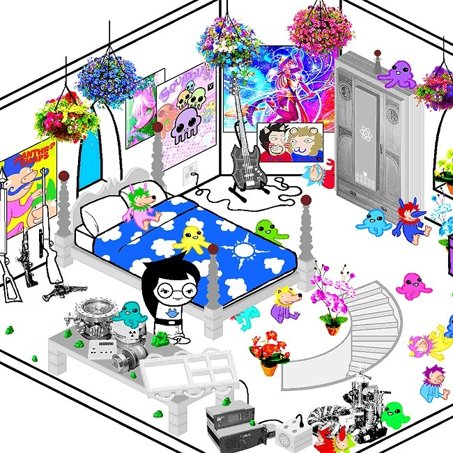 Jades Room MS Paint Adventures Wiki FANDOM Powered By