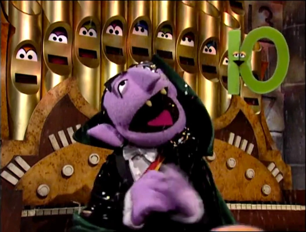 Count Sesame Street Vampire Muppet Wiki - Year of Clean Water