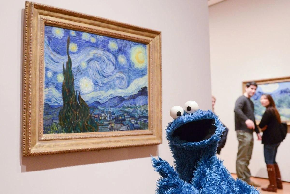Vincent Van Gogh Muppet Wiki Fandom Powered Wikia