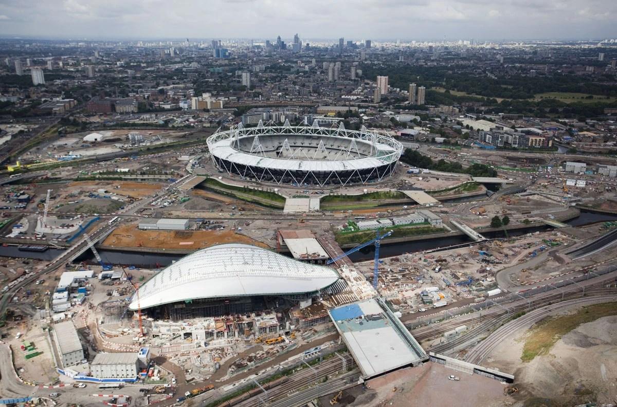 London 2012 Venues Olympics Wiki Fandom Powered By Wikia