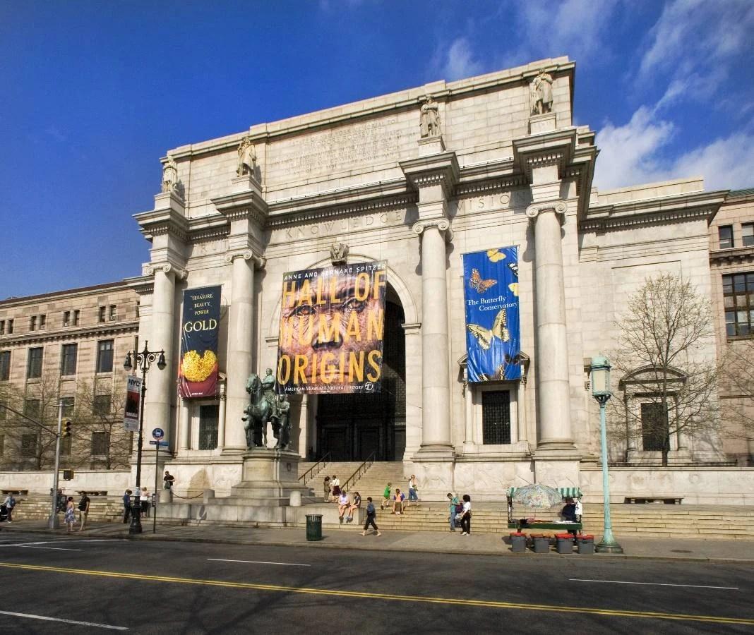 American Museum Natural History New York