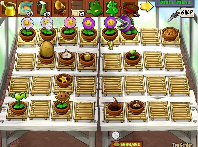 Image Plantsvszombies455's Zen Garden PNG Plants Vs Zombies