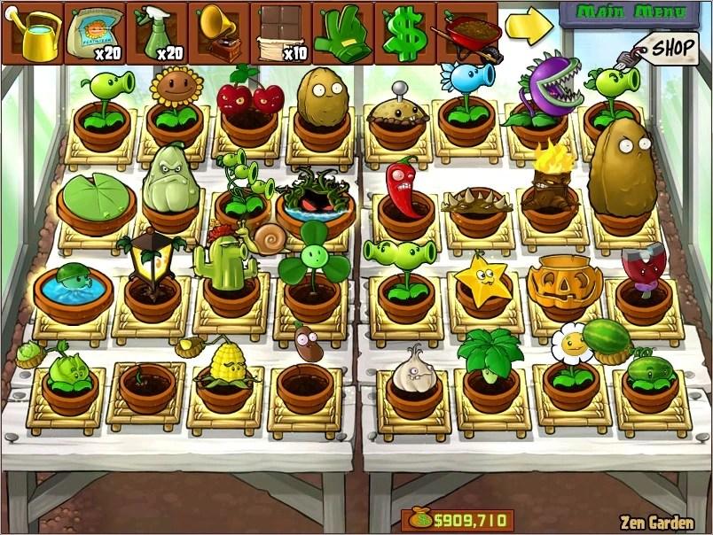 Zen Garden Plants Vs Zombies Wiki FANDOM Powered By Wikia