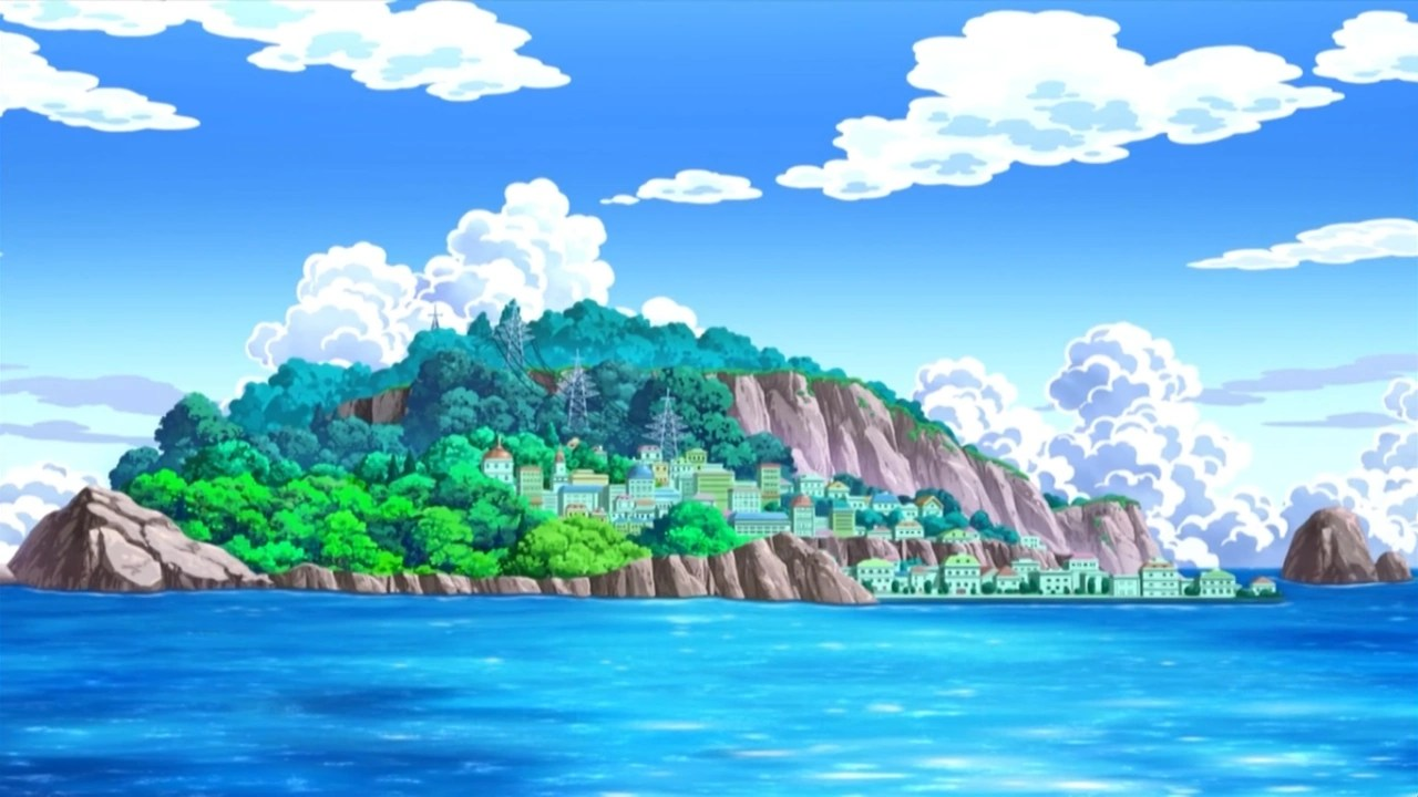 Torom Island | Pokémon Wiki | FANDOM powered by Wikia