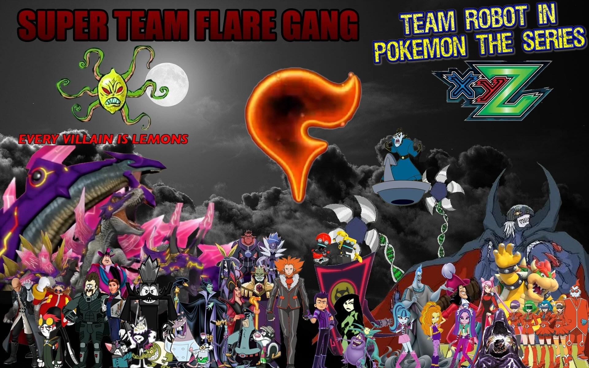 Pokemon Villain Teams Vtwctr