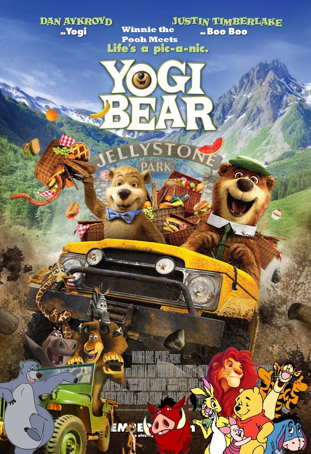Pooh' Adventures Of Yogi Bear Wiki
