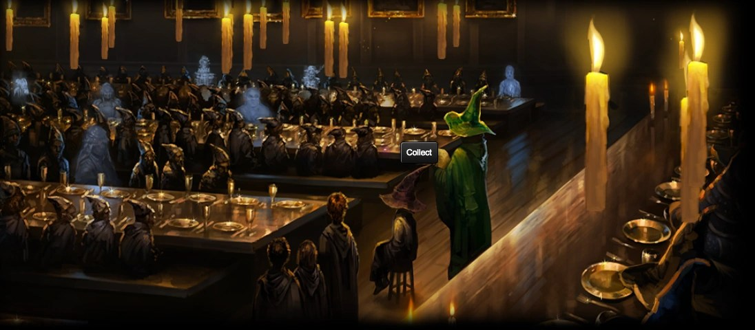 The Sorting Ceremony Pottermore Wiki Fandom Powered By