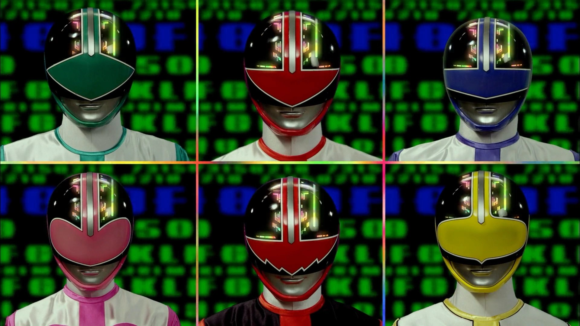 Power Rangers Operation Overdrive Ep