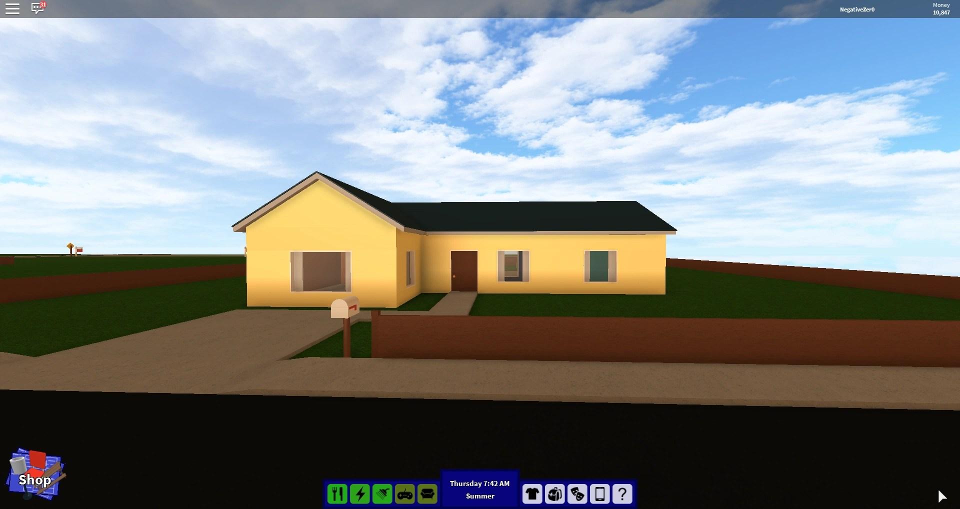 Ideas Roblox House Rocitizens