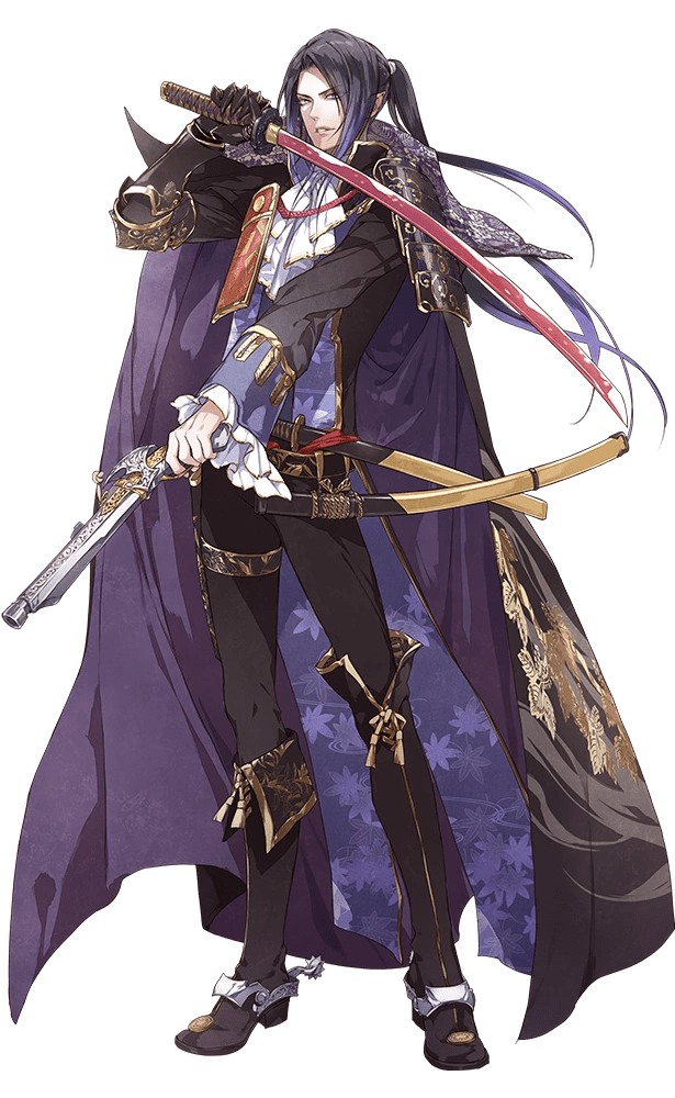 Oda Nobunaga  SENGOKU NIGHT BLOOD Wiki  FANDOM powered