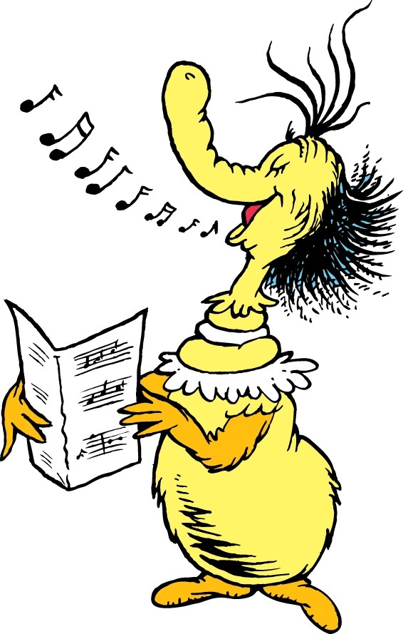 The Singing Thing Dr Seuss Wiki Fandom powered by Wikia