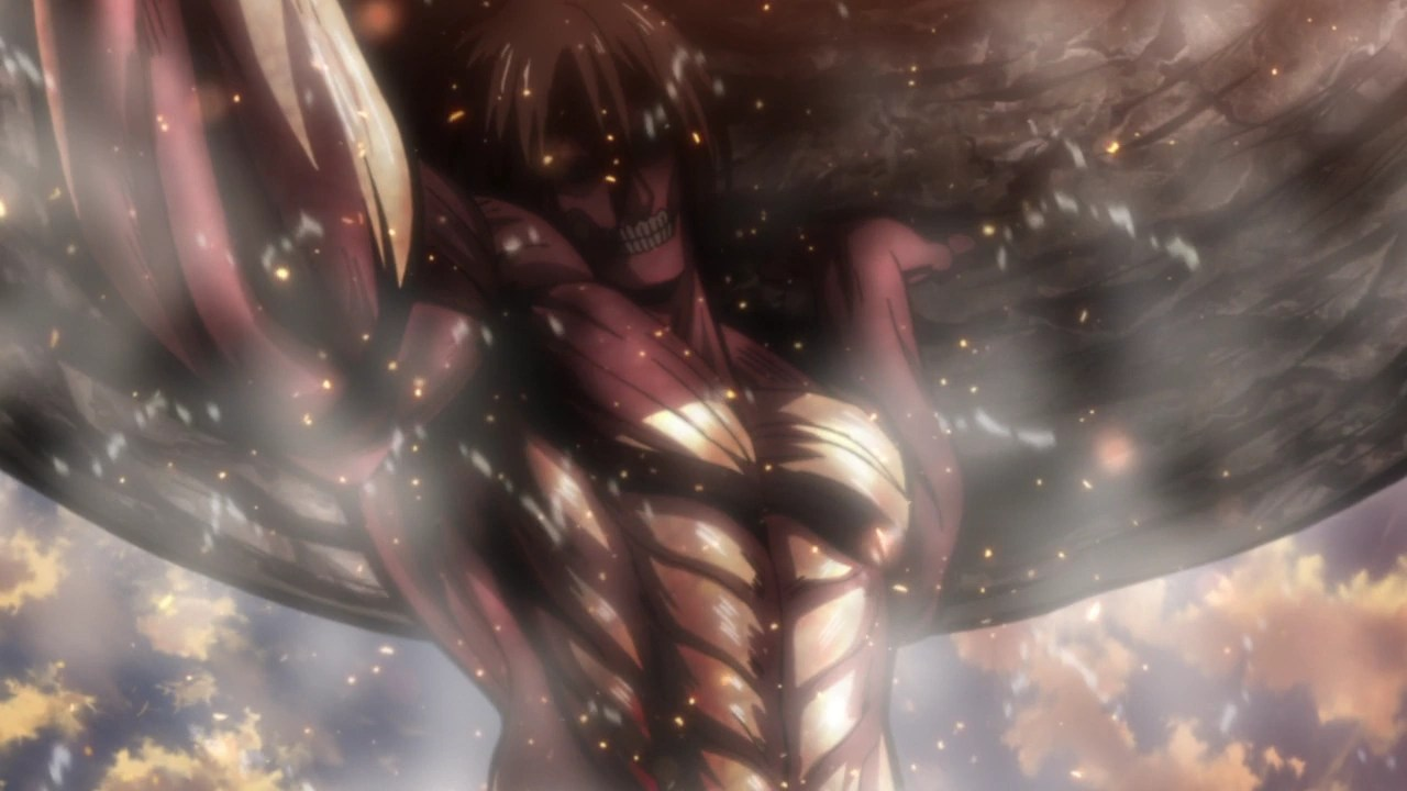 Iphone Six Fall Wallpaper Image Eren Carries The Boulder Png Attack On Titan