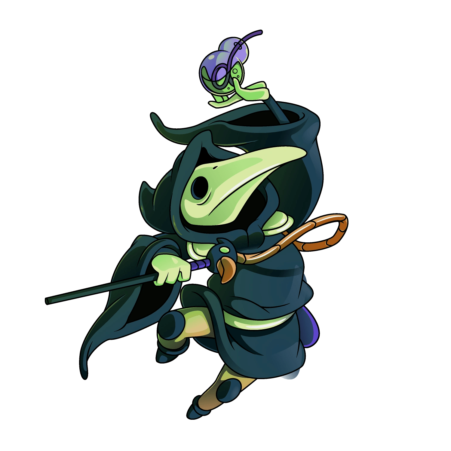 Shovel Knight Plague Knight Stage