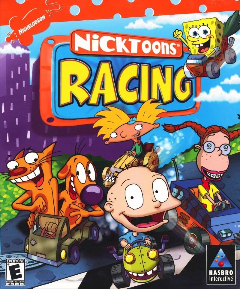 Nicktoons Racing Encyclopedia SpongeBobia FANDOM
