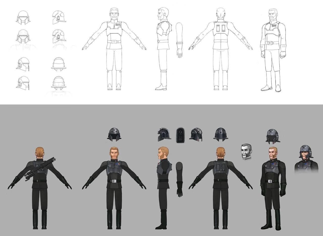 Kallus Concept Star Wars Rebels Wiki