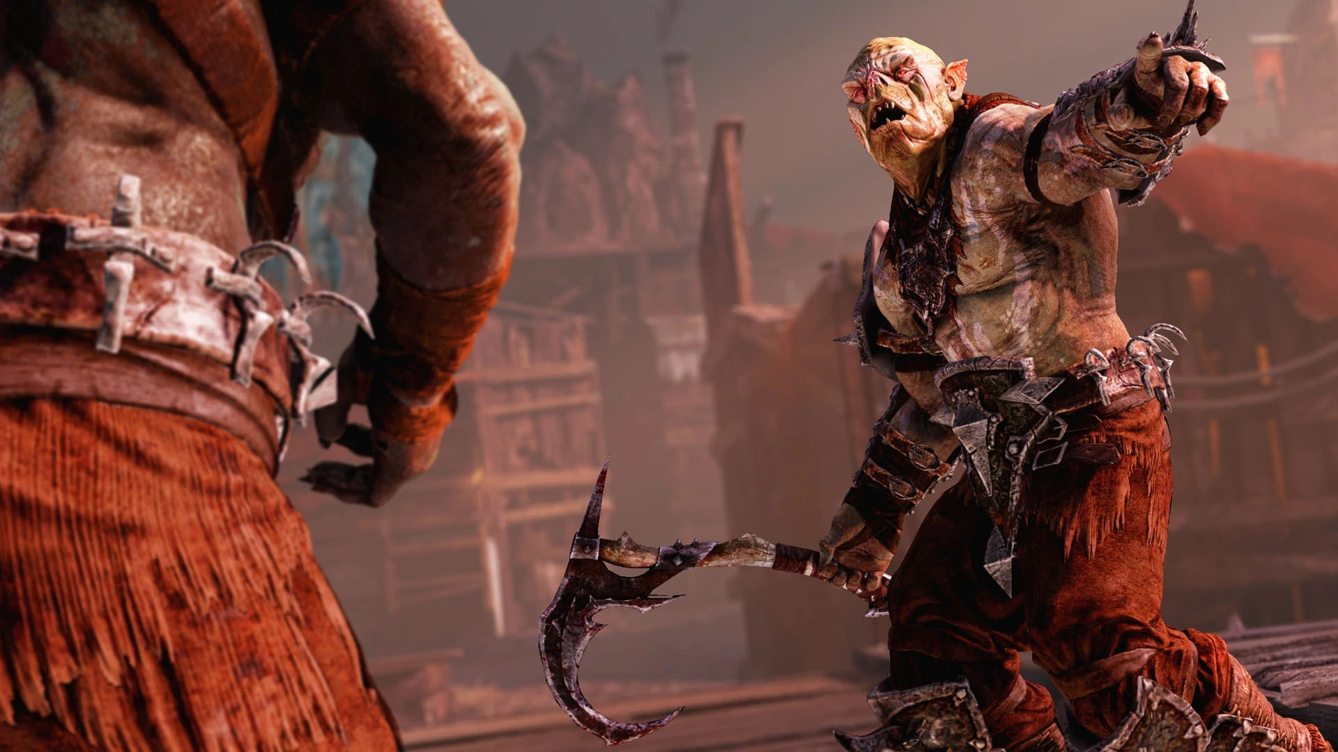 Middle Earth Shadow Of Mordor The Trainer Steam
