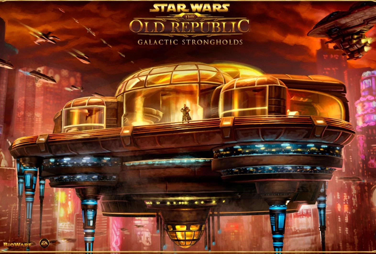 Star Wars Old Republic Miraluka Race