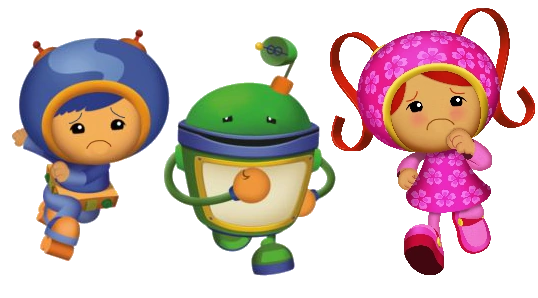 Team Umizoomi Umi Space Heroes
