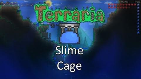 ModSlime Cage  Terraria Wiki  FANDOM powered by Wikia