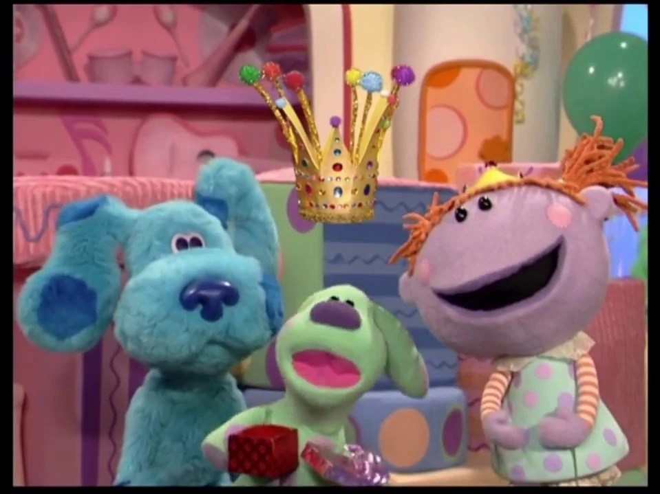 CategoryBlues Room Episodes  Blues Clues Wiki  FANDOM