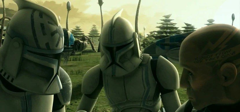 Star Wars Clone Trooper Thire