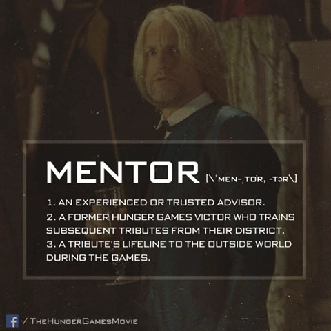Mentor The Hunger Games Wiki Fandom Powered By Wikia