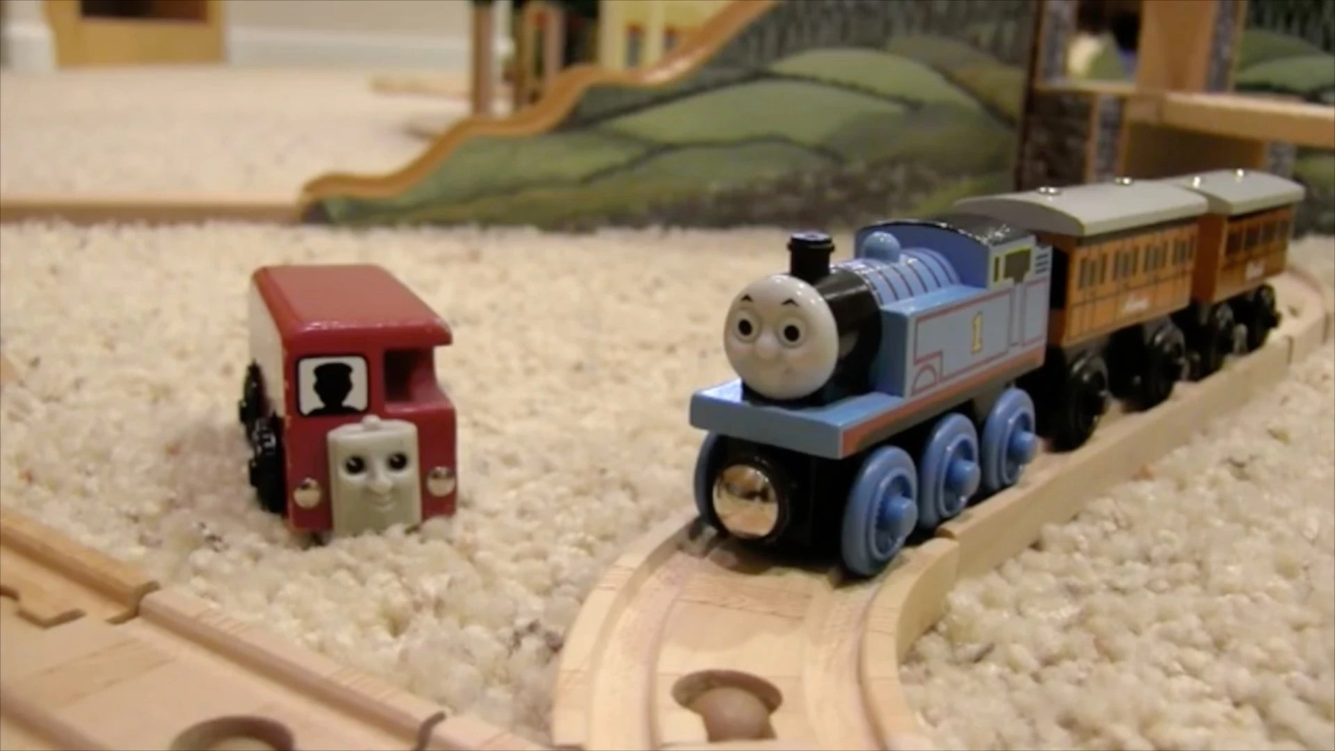 Thomas The Tank Engine And Friends Wooden Railway