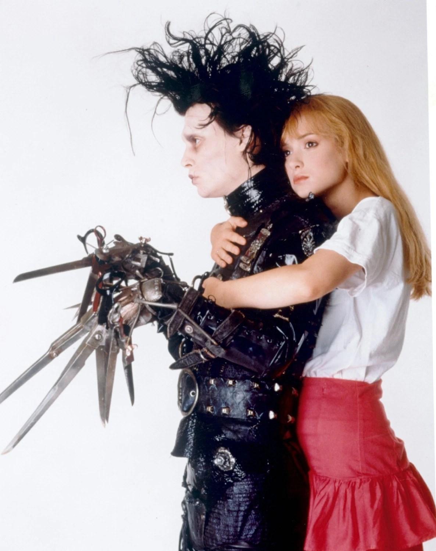 Winona Ryder Edward Scissorhands Costume