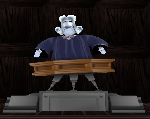 Chief Justice  Toontown Wiki  Fandom powered by Wikia
